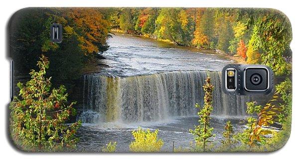 Tahquamenon Falls In October Galaxy S5 Case