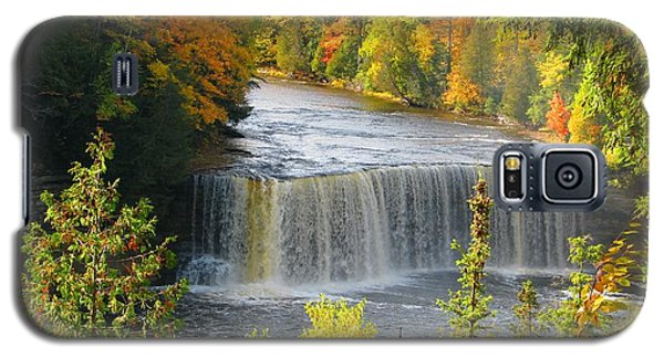 Tahquamenon Falls In October Galaxy S5 Case