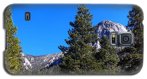 Tahquitz Rock - Lily Rock Galaxy S5 Case