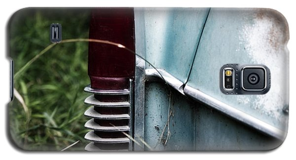 Galaxy S5 Case featuring the photograph Tail Light by Rebecca Davis