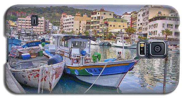 Taiwan Boats Galaxy S5 Case