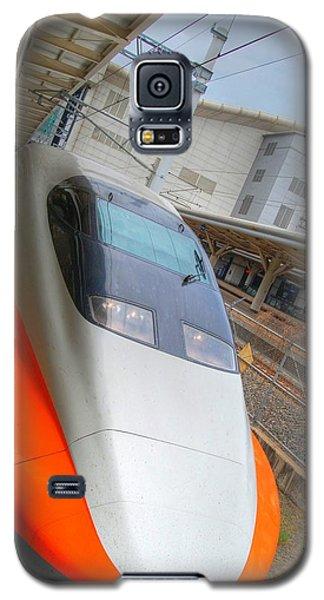 Taiwan Bullet Train Galaxy S5 Case