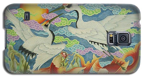Taiwan, Peimen, Nankunshen Temple Galaxy S5 Case by Jaynes Gallery