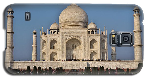Taj Mahal Galaxy S5 Case