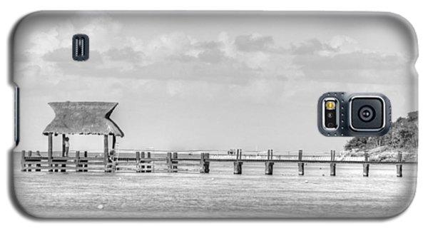 Take A Long Walk Off A Short Pier Galaxy S5 Case