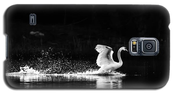 Galaxy S5 Case featuring the photograph Take Off by Rose-Maries Pictures