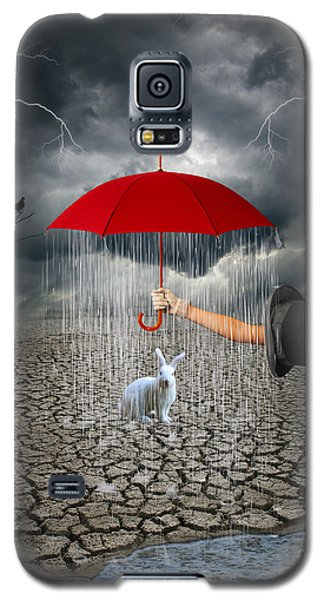 Take This.. It May Rain Galaxy S5 Case