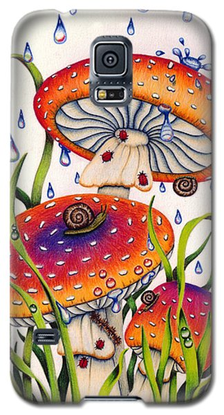 Taking Shelter Galaxy S5 Case