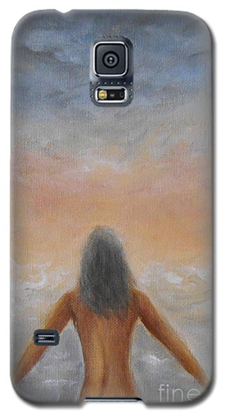 Taking The Plunge Galaxy S5 Case by Jane  See