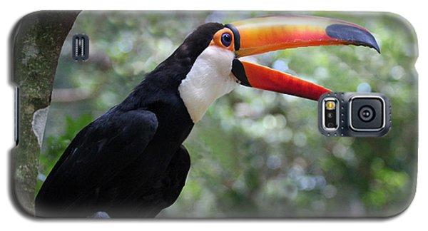 Talkative Toucan Galaxy S5 Case