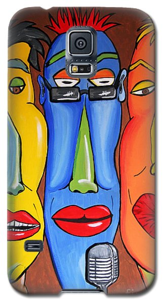 Talking Heads Galaxy S5 Case