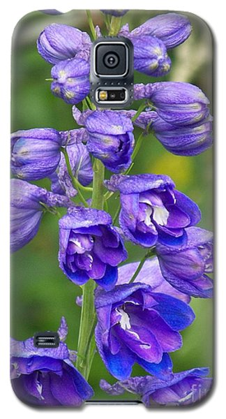 Galaxy S5 Case featuring the photograph Tall Garden Beauty by Eunice Miller