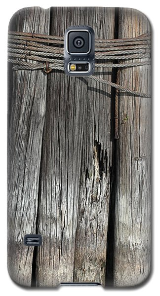 Tall Pilings 2 Galaxy S5 Case