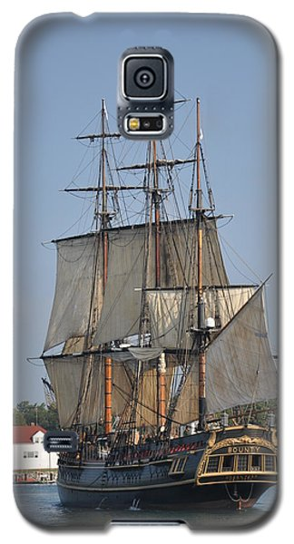Tall Ship 1 Galaxy S5 Case
