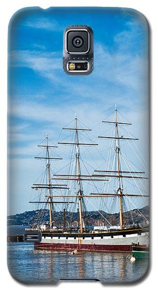 Tall Ship Balclutha San Francisco Galaxy S5 Case