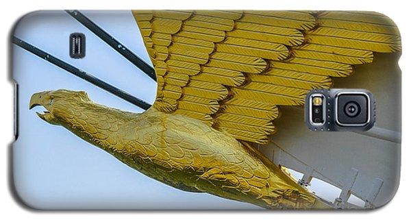 Tall Ship Uscg Barque Eagle Masthead Galaxy S5 Case