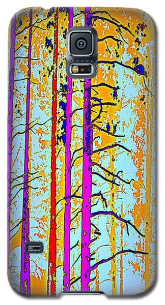 Tall Trees Galaxy S5 Case