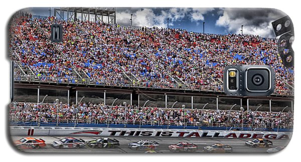Talladega Superspeedway In Alabama Galaxy S5 Case