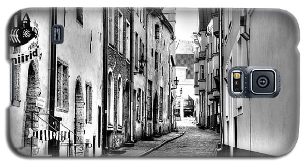 Tallin Street Esti Galaxy S5 Case by Yury Bashkin
