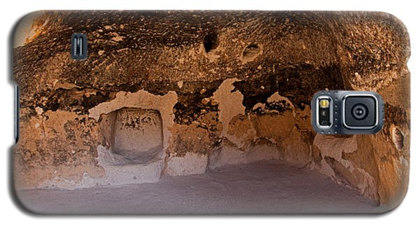 Talus Housefront Room Bandelier National Monument Galaxy S5 Case