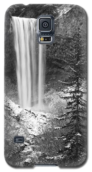 Tamanawas Falls In Winter Galaxy S5 Case