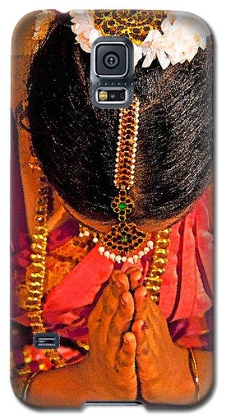 Tamil Nadu Dancer Galaxy S5 Case by Dennis Cox WorldViews