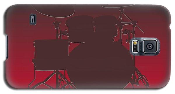 Tampa Bay Buccaneers Drum Set Galaxy S5 Case