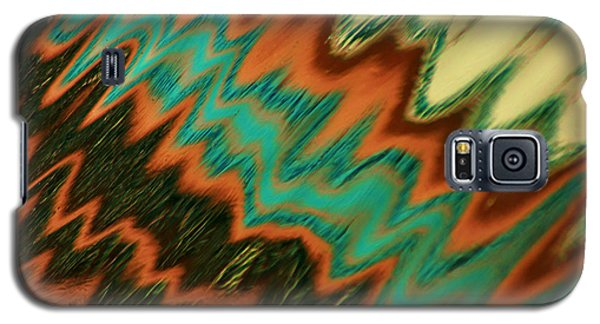 Tampa Reflection Abstract II Galaxy S5 Case by Daniel Woodrum