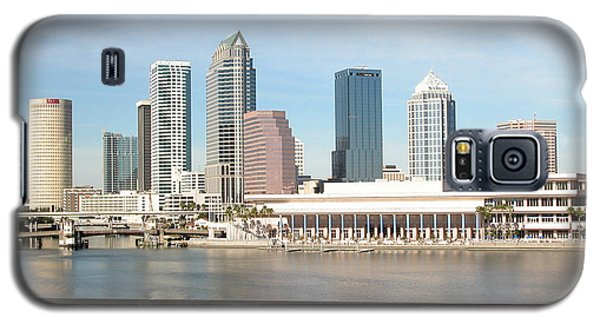 Tampa Skyline Galaxy S5 Case