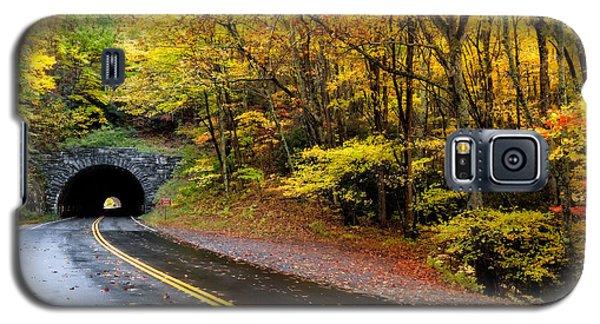Tanbark Ridge Tunnel Galaxy S5 Case