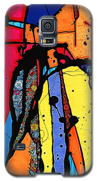 Tandem Of Spirituality Galaxy S5 Case