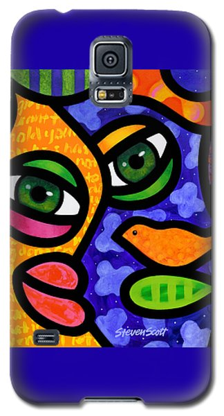 Tangier Galaxy S5 Case