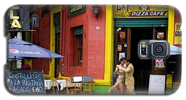 Tango Dancing In La Boca Galaxy S5 Case