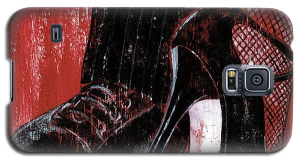 Tango Galaxy S5 Case by Debbie DeWitt