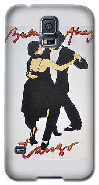 Tango In Buenos Aires Galaxy S5 Case