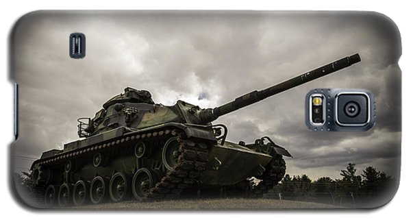 Tank World War 2 Galaxy S5 Case