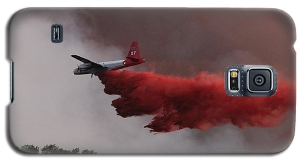 Tanker 07 Drops On The Myrtle Fire Galaxy S5 Case