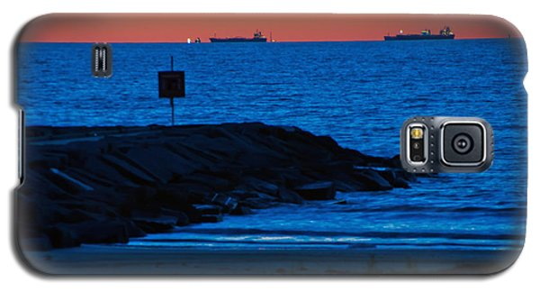 Tanker Sunrise Galaxy S5 Case