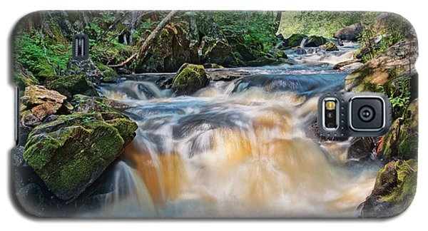 Tannin-colored Falls Galaxy S5 Case
