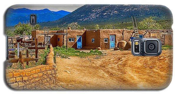 Taos Graveyard Galaxy S5 Case
