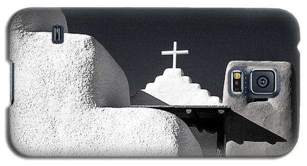 Taos Pueblo Chapel Galaxy S5 Case