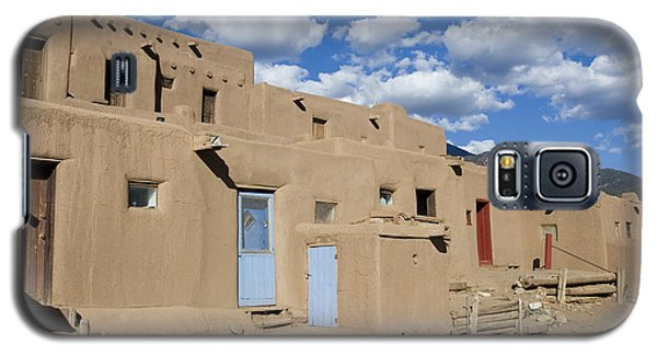 Taos Pueblo Galaxy S5 Case