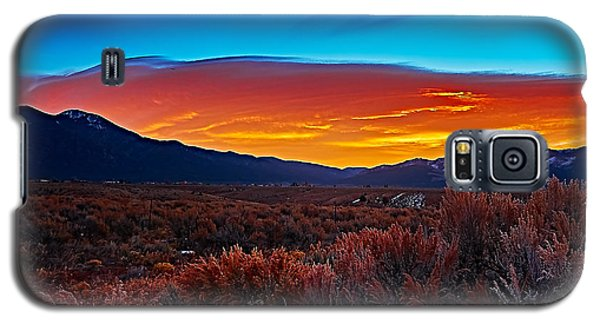 Taos Sunrise X Galaxy S5 Case