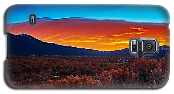 Taos Sunrise X Galaxy S5 Case