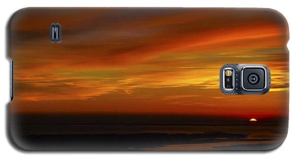 Rappahannock Sunrise II Galaxy S5 Case by Greg Reed