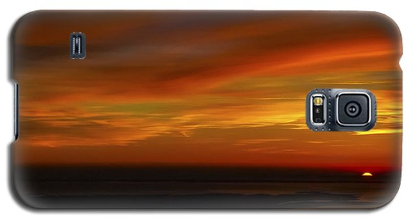 Rappahannock Sunrise II Galaxy S5 Case