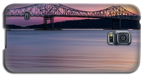 Tappan Zee Bridge Sunset Galaxy S5 Case