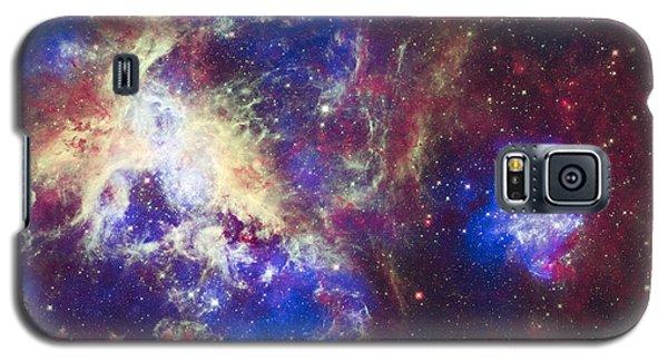 Tarantula Nebula Galaxy S5 Case by Adam Romanowicz