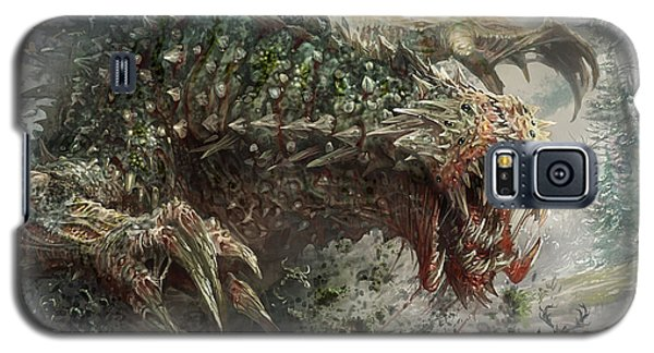 Tarmogoyf Reprint Galaxy S5 Case