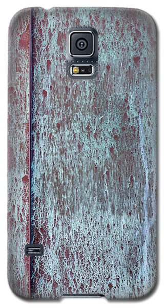 Galaxy S5 Case featuring the photograph Tarnished Tin by Heidi Smith